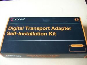 Comcast Digital Transport Adapter Self-Installation Kit - DCI105 1COM