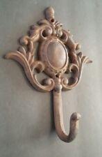 Architectural Antique Hardware Large Rustic Cast Iron Coat Hook