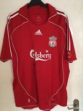 Liverpool Shirt 2006/08 XL Home Adidas