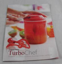 Tupperware Rezeptheft Rezepte Saucen Creme Püree für den Turbochef 28 Seiten Neu