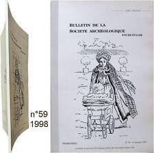 Industrie nourricière Eure et Loir XIXè siècle médecin d'Illiers 1998 J. Monier