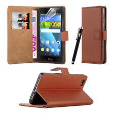 Fundas y carcasas Para Huawei P9 color principal marrón para teléfonos móviles y PDAs
