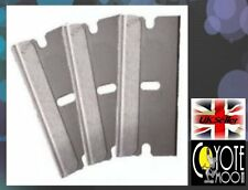 3 x Hob Heaven Replacement Blades,Ceramic Hob Scraper Oven Clean,Cleaning  UK