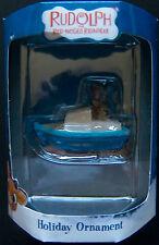 * Tugboat Boat *  Ornament Rudolph Island of Misfit Toys  Rare  Enesco Tug Boat