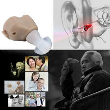 Best Sound Amplifier Adjustable Tone In The Ear Hearing Aids Invisible SY