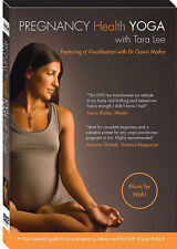 PREGNANCY HEALTH YOGA WITH TARA LEE DVD Workout UK Release Brand New Sealed R2