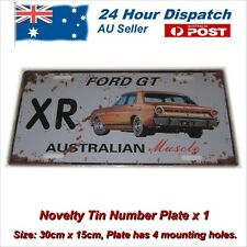 71 Ford F100 Custom Number Plate Style 3d Tin Metal Sign Man Cave Garage
