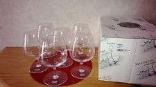 SPIEGELAU *NEW* ADINA Set 6 Verres à cognac H.167mm Glasses