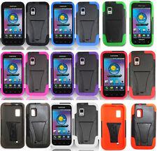 Samsung Galaxy S Fascinate i500 SCH-I500 SCH-S950C Phone Case + SCREEN PROTECTOR