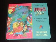 EMPHASIS ART Program Elementary & Middle Schools 8e NEW