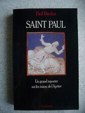 SAINT PAUL un grand reporter sur les traces de l'Apôtre ( Paul dreyfus 1991)