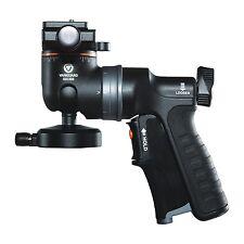 Vanguard Grip Ball Head GH-300T Ergonomic Quick Control Fire Camera from Trigger