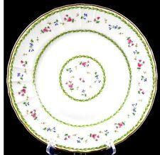 "Bernardaud Limoges Artois Green 8.5"" Salad Plate Superb France"