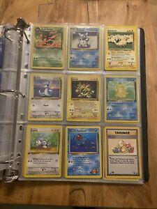 pokemon karten sammlung 1 edition