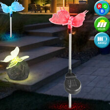 5er Set DEL Solaire Lampes mets Tortues JARDIN DECO lampes Animal Big Light