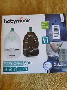 Babymoov Easycare Baby Monitor NEW