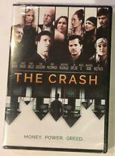The Crash (DVD, 2017, Widescreen)Minnie Driver, Frank Grillo, John Leguizamo