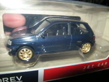 1:43 norev Renault Clio 16v williams azul/Blue OVP