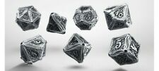 Q-workshop Smct35 Metal Call of Cthulh Dice Game Silver/black