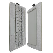 Skinomi Brushed Aluminum Skin for HP Envy 8 Note Keyboard Only