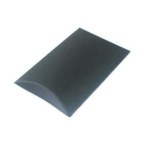 Eco-friendly Kraft Pillow Boxes (Various Sizes & Colours Available)