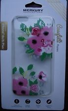 Merkury Innovations Casefetti Posies protection case cover for iPhone6s/6 Plus
