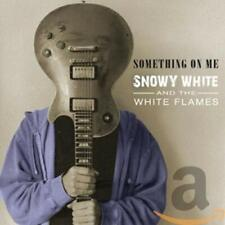 Snowy White And The White Flames-Something On Me (US IMPORT) CD NEW