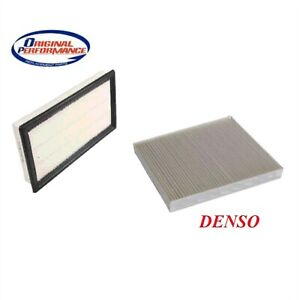 ENGINE AIR & CABIN AIR FILTERS FIT MAZDA 6 V6 3.7L 2013