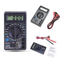 DT830B AC/DC LCD Digital Voltmeter Ammeter Multimeter Ohmmeter Volt Meter Tester