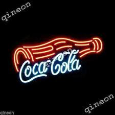 New COKA-COLA COKE BOTTLE ICE Soda Drink Neon Sign Advertising Light Fast Ship