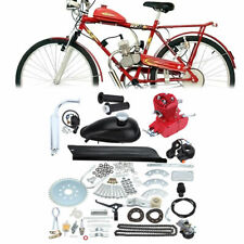 NEW 80 CC 2 CYCLE GAS RED MOTOR MOTORIZED ENGINE BIKE BICYCLE MOPED SCOOTER KIT