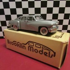 "Brooklin Models, 1:43 scale,1948 Tucker,diecast model,""Movie car""Limited Edition"