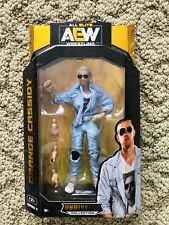 """AEW Orange Cassidy Unrivaled Collection Series 3 #21 6"""" Action Figure Jazwares"""