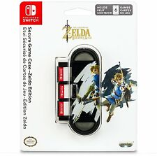 Nintendo Switch Secure Game Accessories Case - Zelda Edition