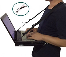 Thorium Portable Walking Safety Laptop Harness Adjustable Desk Stand with Heavy