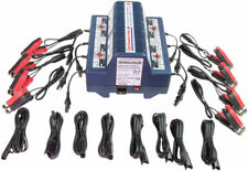 TecMate OptiMate PRO-8 Professional 8-bank 12V battery charger TS-45