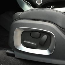 2pcs Chrome Seat Side Frame Cover Trim for Range Rover Evoque 2012-2015