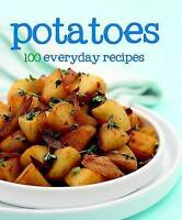 , 100 Recipes - Potatoes, Hardcover, Very Good Book