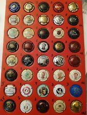 Lot De 40 Capsules De Champagne (Mignon - Bonningre - Doury côte 184,50€