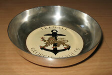 Fregate Frigate Georges Leygues FIA Lyon Metal Argente Dish French Military