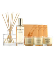 Ladies Sanctuary Spa Make Your Home Your Sanctuary Diffuser & Candle Gift Set