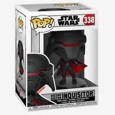 Star Wars Second Sister Inquisitor 9.5cm Pop Vinyl Figura Funko 338 Nuevo Caja