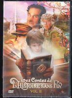 DVD LES CONTES DE L'HISTOIRE SANS FIN VOLUME 2