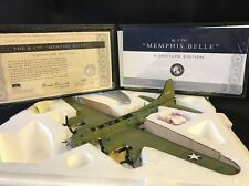 "RARE  PROTOTYPE Franklin  Mint LIMITED EDITION B-17 ""MEMPHIS BELLE""  1:96 Scale"