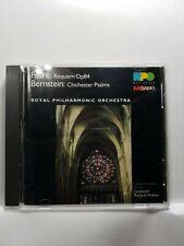 Fauré: Requiem;  Bernstein: Chichester Psalms /Hickox, Aled Jones(cds144)