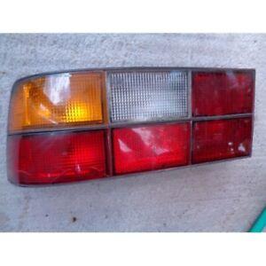 PORSCHE 944 477945205 Left Rear Tail Light Lens Housing OEM Germany HELLA 1986