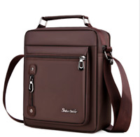 Men's Messenger Bag Cross-body Handbag business Bag Shoulder Bag