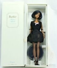 Barbie Fashion Model #5 Silkstone African American Black AA Lingerie Doll Ltd Ed