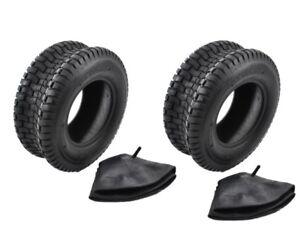 1 x Reifen  13x5.00-6 mit Schlauch 13x6.00-6 Reifen 13x600-6 für Heumaschinen GV
