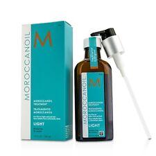 Moroccanoil Moroccan Oil Light Treatment 100ml w Pump For Fine/Coloured Hair